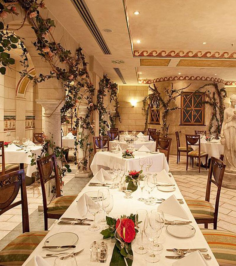 Dorint Marc Aurel Hotel - Restaurant Domus