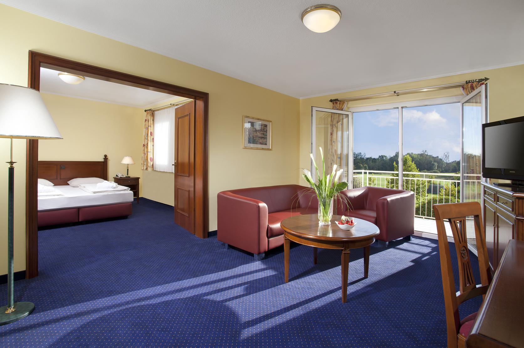 Dorint Marc Aurel Hotel - Deluxe Suite