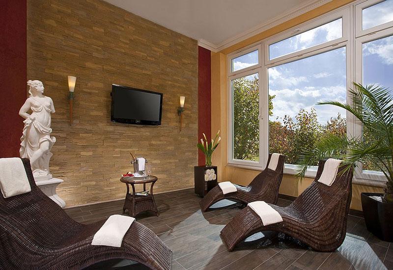 Dorint Marc Aurel Hotel - Ruheraum Wellnessbereich