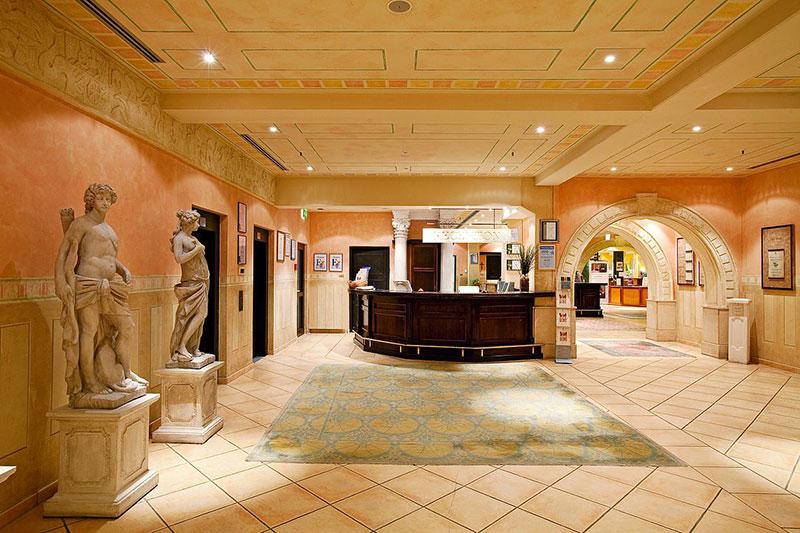 Dorint Marc Aurel Hotel - Empfang