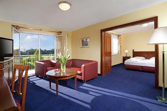 Dorint Marc Aurel Hotel - Superior Suite
